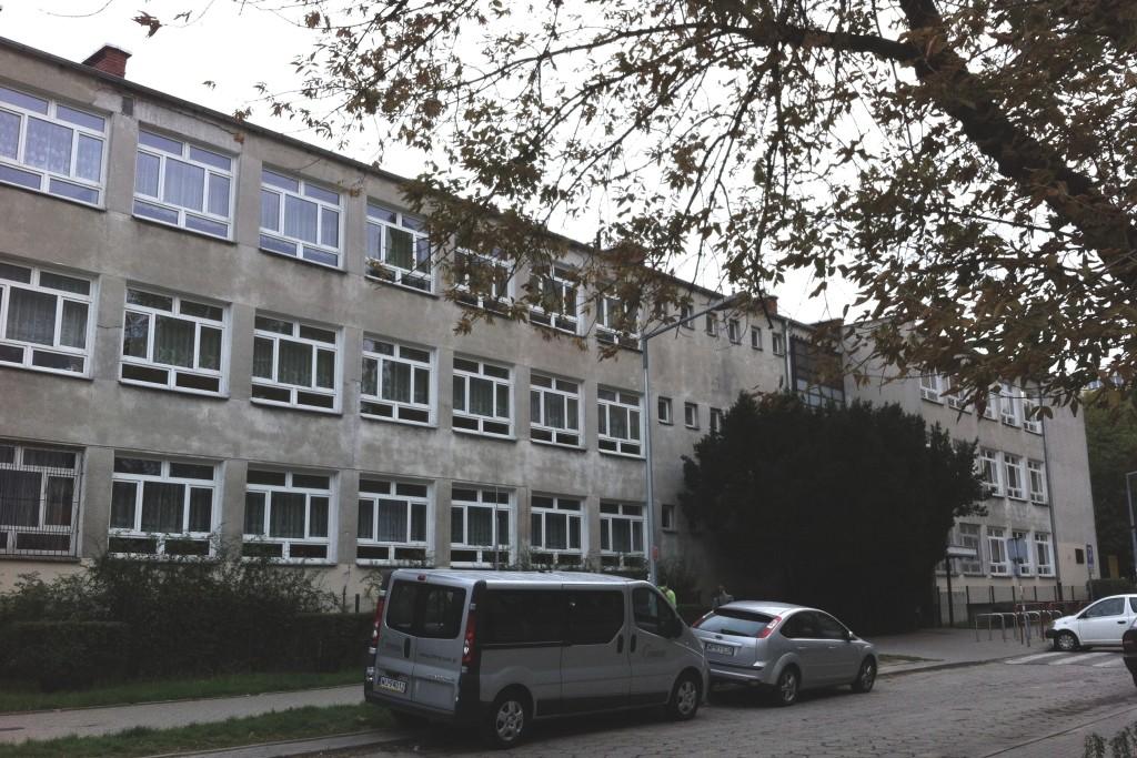 szkoła podstawowa na Służewcu